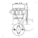 Tulejka 5F typ 5S72-9-1A