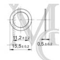 Uszczelka D40G11-3K