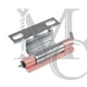 Concealed CAM-HI10 open 38,5mm